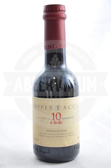 Birra Opperbacco 10eLode Barricata bottiglia 33cl