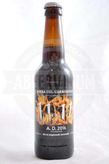 Birra Carrobiolo OG 1111 2016 33cl