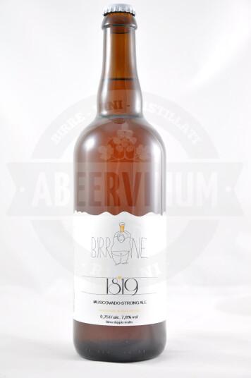 Birra 1819 75cl