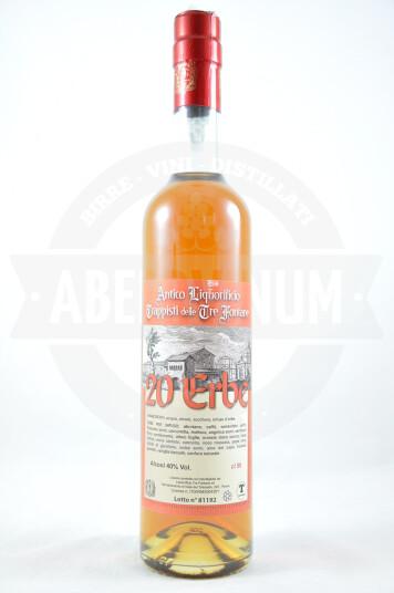 Liquore Amaro 20 Erbe 50cl