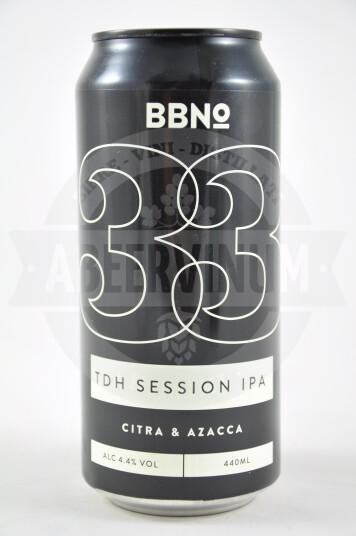 Birra 33 TDH Session IPA lattina 44cl