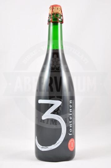 Birra 3 Fonteinen Intens Rood 75cl