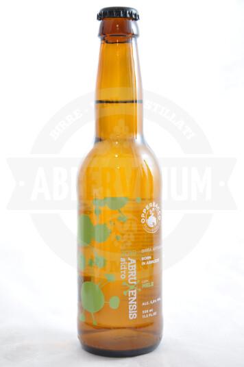 Birra Opperbacco Abruxensis Sidro con Mele bottiglia 33cl