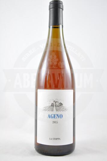 Vino Bianco Ageno Emilia IGT 2015 - La Stoppa