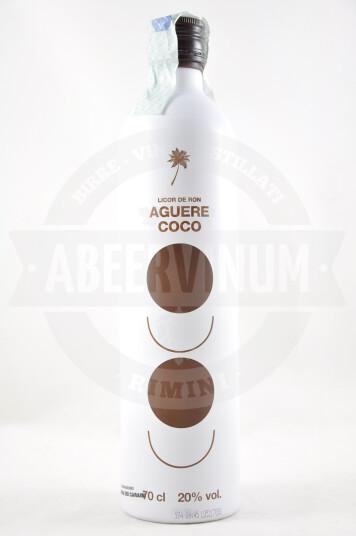 Liquore di Rum Aguere Coco - Destileria San Bartolome de Tejina 70cl
