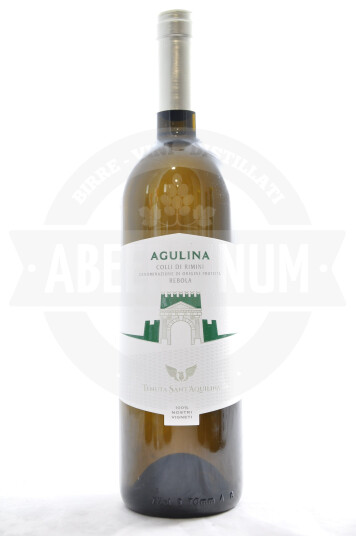 Vino Agulina Colli di Rimini DOP 2018 Rebola - Tenuta Sant'Aquilina