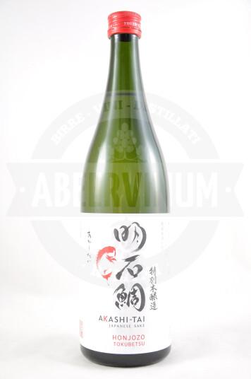Sake Honjozo Toubetsu 72cl - Akashi-Tai