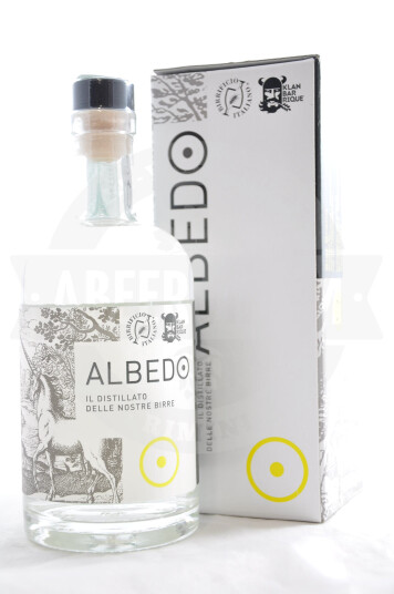 Distillato di Birra Birrificio Italiano Albedo 50cl