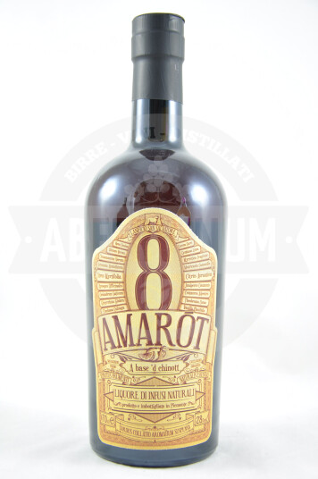 "Liquore Artigianale ""8 Amaròt""- Amaròt 70cl"