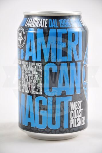 Birra Lambrate American Magut lattina 33cl