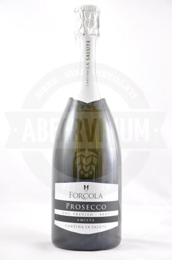 Vino Prosecco Doc Treviso Brut Amistà Forcola - Cantina La Salute