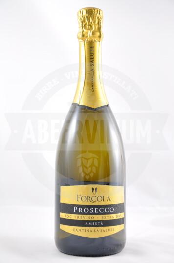 Vino Prosecco Doc Treviso Extra Dry Amistà Forcola - Cantina La Salute