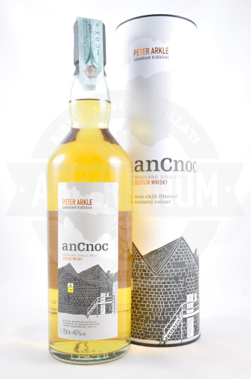 Whisky anCnoc Peter Arkle Limited Edition 70cl - Knockdhu Distillery