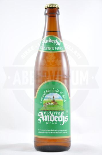 Birra Andechser Vollbier Hell 50cl