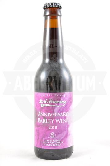 Birra Anniversary Barley Wine 2018 33cl