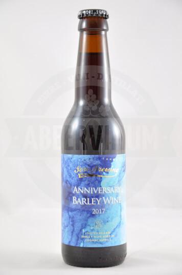 Birra Anniversary Barley Wine 2017 33cl