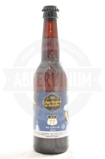 Birra Mc 77 Ape Regina di Inverno bottiglia 33cl
