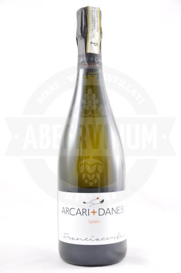 Vino Franciacorta Satèn Millesimato 2014 - Arcari+Danesi