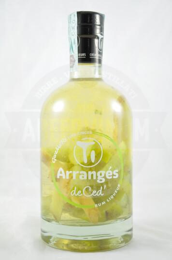 Rum Gwamaré Lime Ginger - Ti Arrangés de Ced