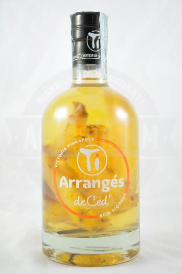 Rum Victoria Pineapple - Ti Arrangés de Ced