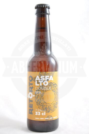 Birra Retorto Asfalto 33cl