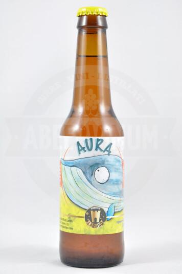 Birra Lariano Aura bottiglia 33 cl