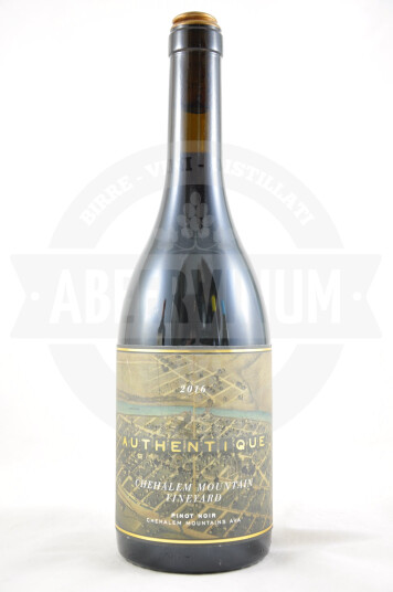Vino Statunitense Chehalem Mountain Vineyard Pinot Noir 2016 - Authentique Wine Cellars