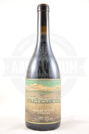 Vino Statunitense Keeler Estate Vineyard Pinot Noir 2016 - Authentique Wine Cellars
