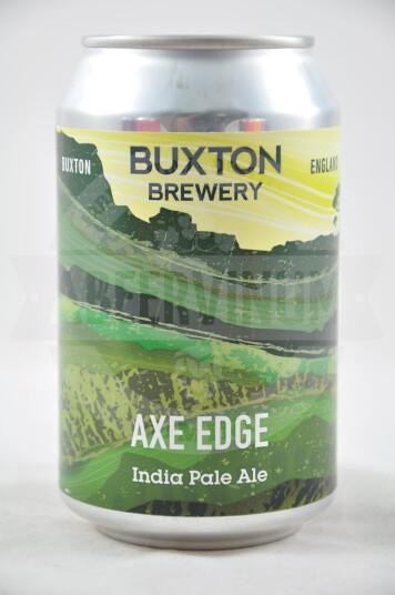 Birra Buxton Axe Edge lattina 33cl