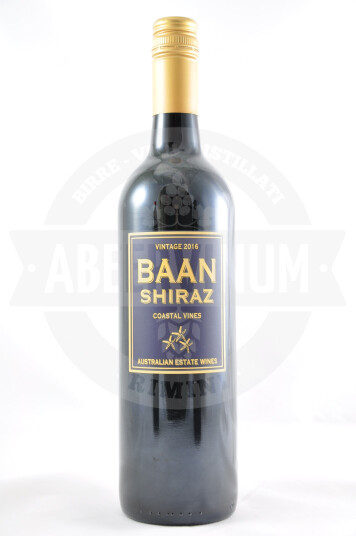 Vino Australiano Baan Shiraz Vintage 2016 - Salomon Estate