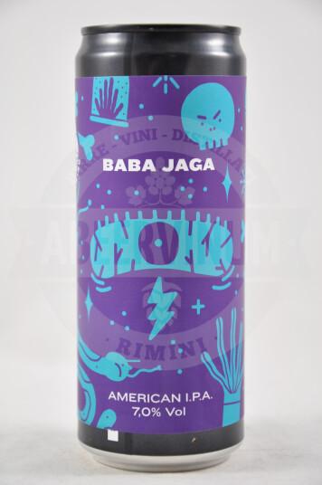 Birra Baba Jaga lattina 33cl