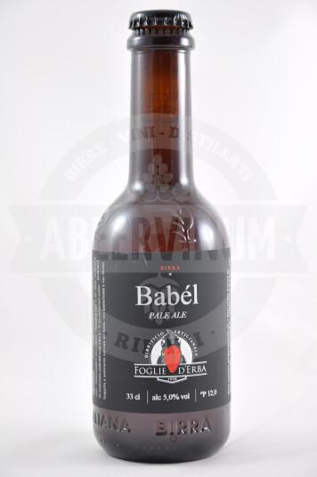 Birra Babél 33cl