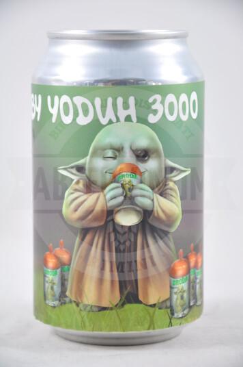 Birra Lobik Baby Yoduh 3000 lattina 33cl