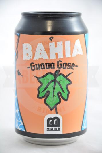 Birra Mister B Bahia Lattina 33cl