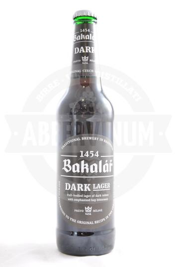 Birra Bakal Tmavé Desítka 50cl
