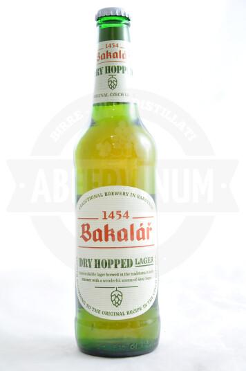 Birra Bakalar Dry Hopped Lager bottiglia 50cl