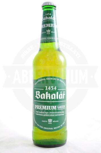 Birra Bakal Světlý Ležák 50cl