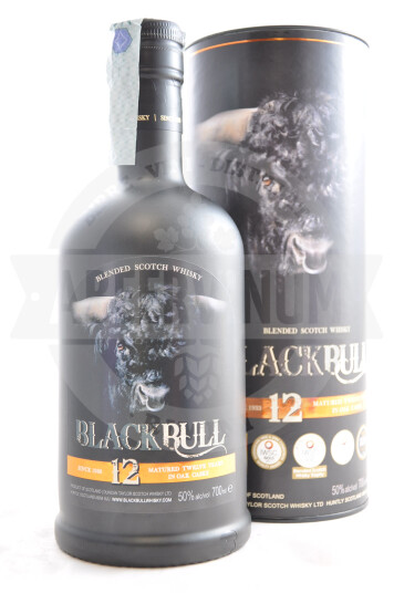 Whisky Duncan Taylor Black Bull 12 Years 70cl