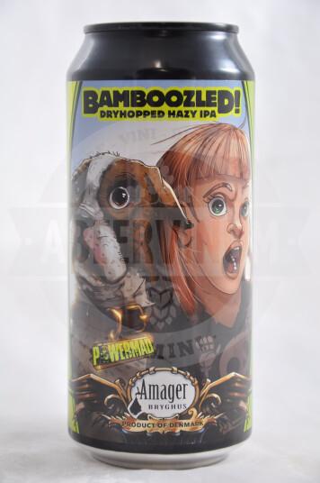Birra Bamboozled Lattina 44cl - Amager
