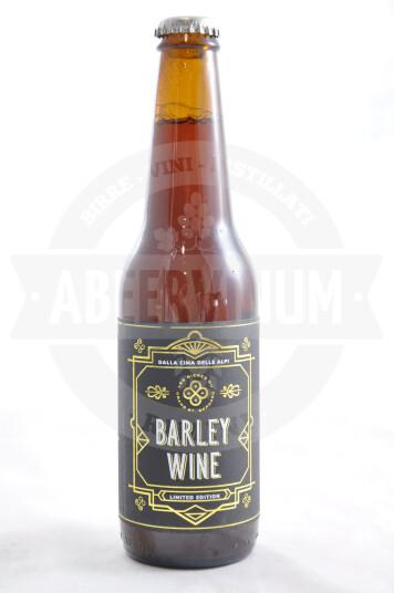 Birra Les Bières du Grand St. Bernard Barley Wine bottiglia 33cl