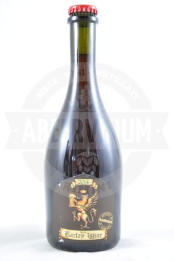 Birra Barley Wine 2014 50cl