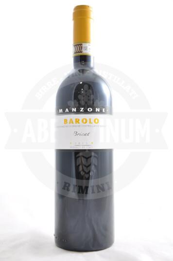 Vino Rosso Barolo DOCG Bricat 2015 - Manzone Giovanni