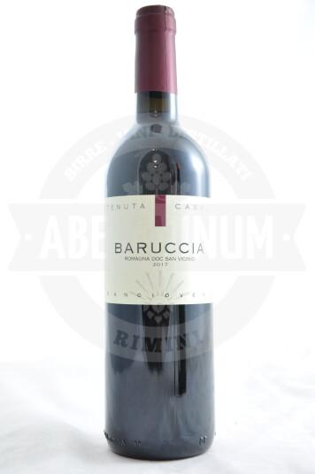 """Vino Romagna DOC San Vicinio """"Baruccia"""" 2017 - Tenuta Casali"""