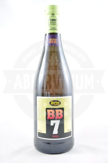 Birra BB 7 Riserva 2015 75cl
