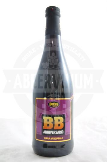 Birra Barley BB Anniversario 2020 bottiglia 75cl