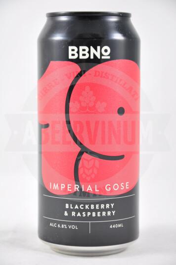 Birra BBNo 19 Gose Blackberry & Raspberry 44cl