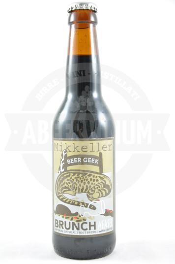 Birra Beer Geek Brunch Weasel 33cl