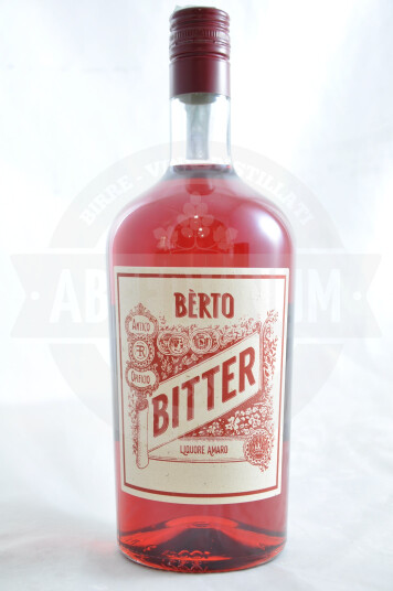 Liquore Amaro Bitter Bèrto 100cl - Antica Distilleria Quaglia