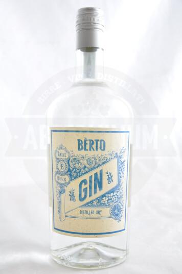Gin Bérto 100cl - Antica Distilleria Quaglia