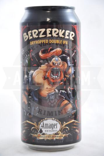 Birra Amager Berzerker lattina 44cl